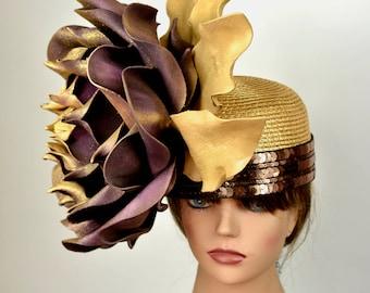 Giant Flower Hat
