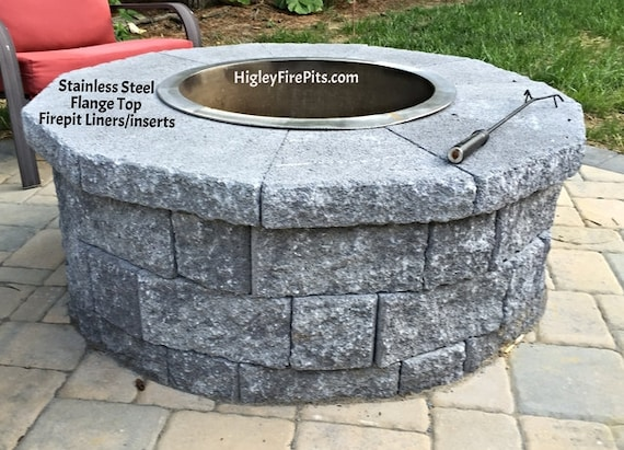 Like this item? - 36 Diameter Stainless Steel Fire Pit Ring Liner-Insert