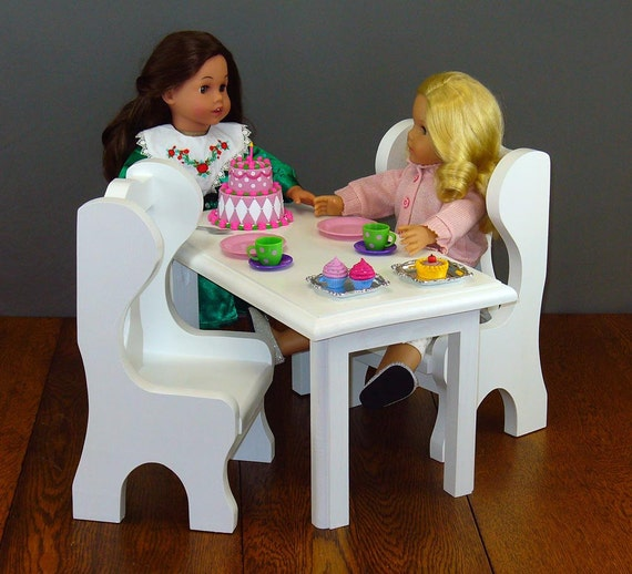 American Girl Doll Living Room Furniture: Items Similar To 18 Inch Doll Furniture, American Made