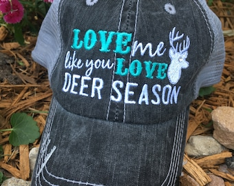 f9074205 Hats { Hunting, fishing, duck season, deer camp } I can customize with  names/numbers!