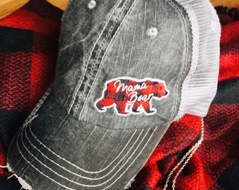5351b94cb3e Hats and necklaces FREE~mama bear necklace with each hat tank purchase! 1  per order.   Mama Bear     Mommin  Ain t Easy   Mom hair  momlife