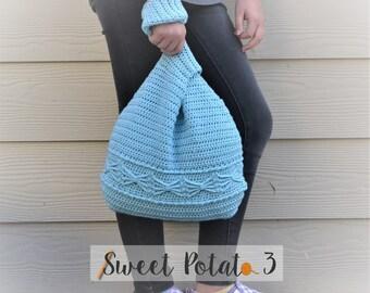 Knot Your Average Bag - Crochet Pattern