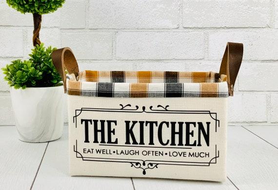Kitchen Catch-All Basket
