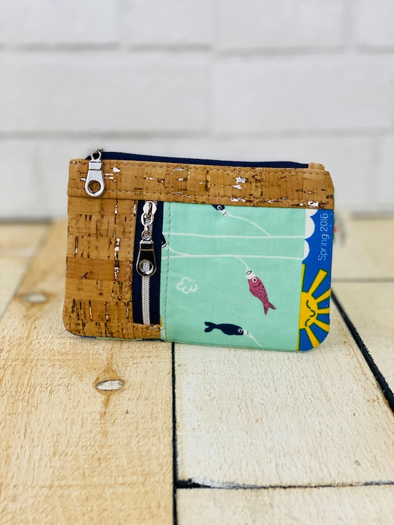 The Zippy Clutch Mini Wallet PDF
