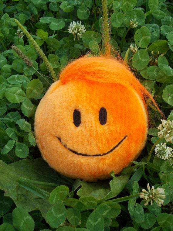 Lote De Trabajo 10 X Cojines Emoticon Emoji Juguete Suave Decoración de Peluche Almohada Peluche Amarillo