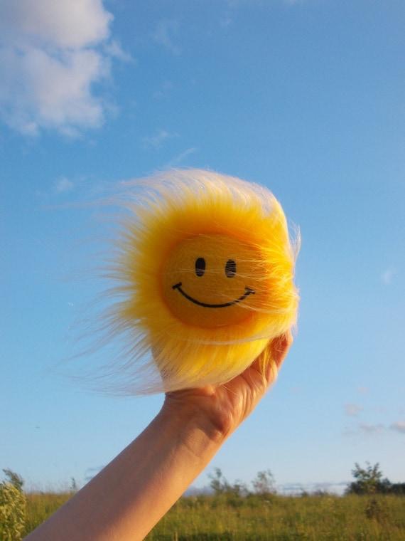 Lächeln Sie Spielzeug Glückliches Gesicht Spielzeug Etsy