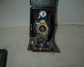 Vintage  # 2 Brownie Flding Film Camera