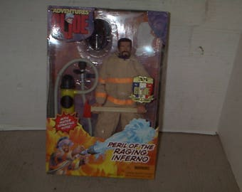 Vintage MIN GI Joe Fire Fighter