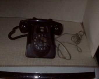 Vintage Dutch Telephone