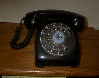 Vinage Monophone Dial Telepone