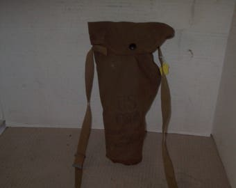 WW II NonCombat Gas Mask