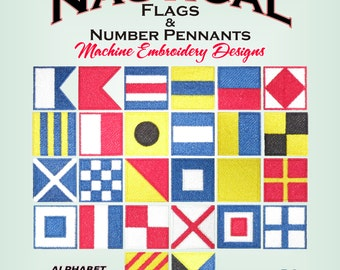Nautical Flags and Nautical Numbers - Nautical Flags Nautical Numbers