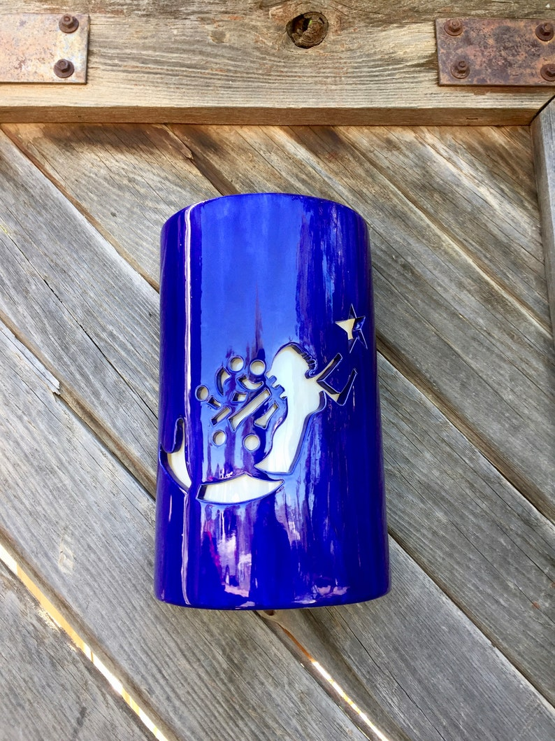 Mermaid Outside Wall Sconce Light Nautical Lighting Outdoor Etsy
