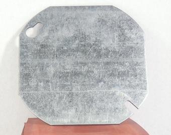 Steel Plates (Set of 2)