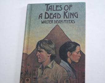Vintage Children's Book, Tales of a Dead King