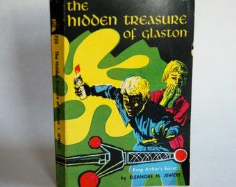 hidden treasure of glaston