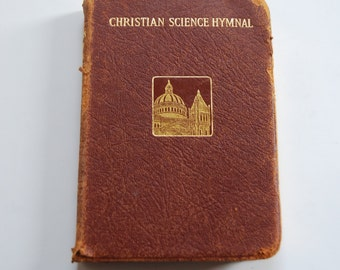 Vintage Christian Science Hymnal