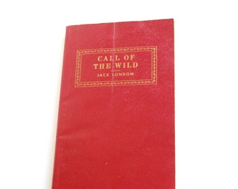 Vintage Book, Call of the Wild