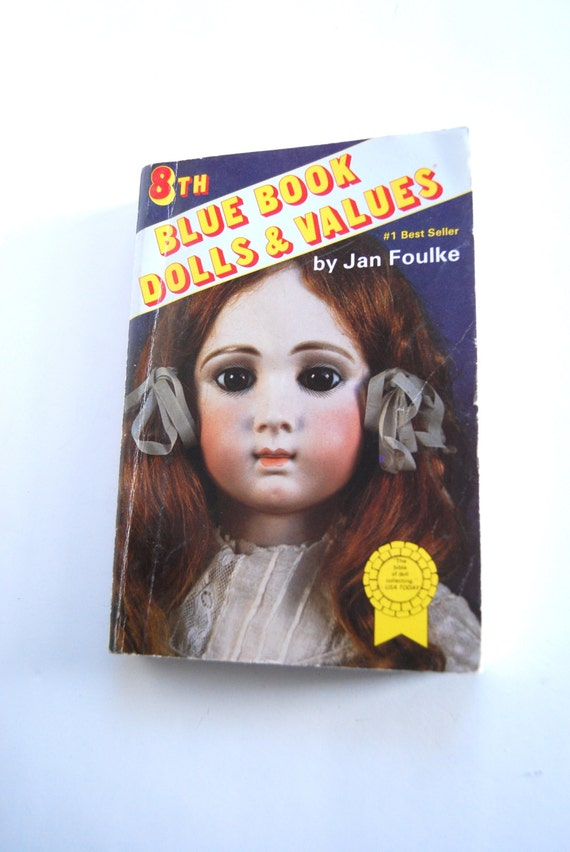 Vintage Book, 8th Blue Book Dolls and Values from PaperMonkies on ...
