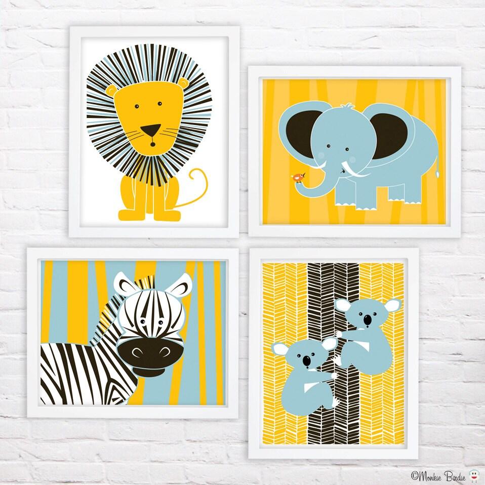 Nursery art print baby nursery decor nursery print Kids | Etsy