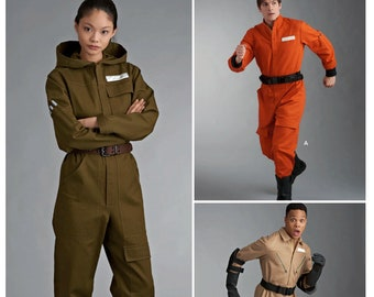 4070c0b71cce Cosplay in the style of STAR WARS Rebel Alliance flight suit Costumes