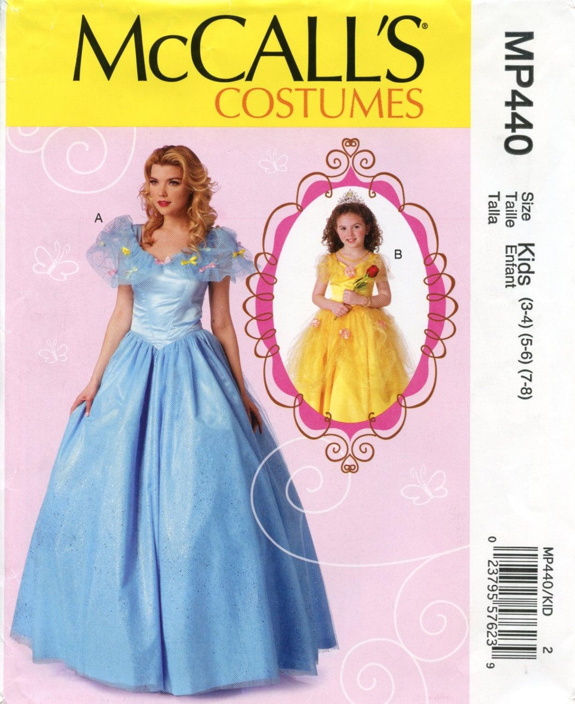 Disney-style Beauty & Beast BELLE or CINDERELLA Princess Ball | Etsy