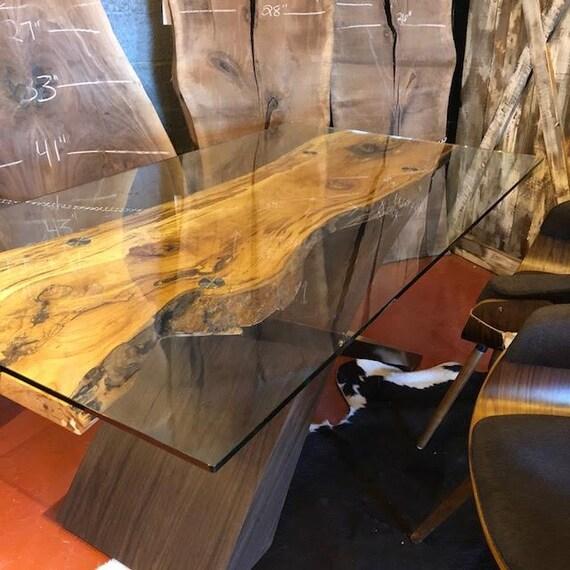 spalted ahorn luxus holz tisch die besten tische inlay. Black Bedroom Furniture Sets. Home Design Ideas