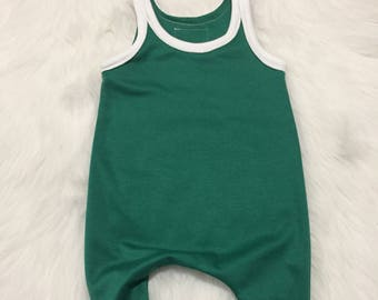 0297948d3a4d Baby Romper - green Harem Romper - Shorts Romper - Toddler Shorts - christmas  romper - holiday Romper - Baby Pants - Toddler Romper forrest