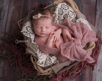 Mohair Swaddle Etsy