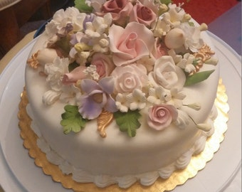 Edible Victorian Cakes