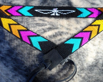 Hat Band Beaded