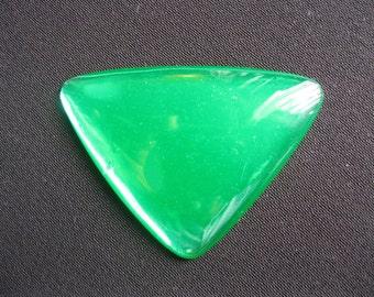 Peridot - Triangle gem