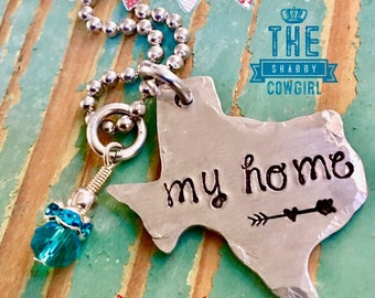 My Home - necklace
