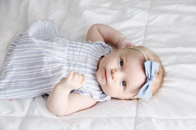 Baby Headabands Big Bow Headband Baby Girl Accessories Baby Headband Bow Headband Hair Clip Nylon Headband Hair Bow