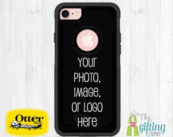 half off 027a1 9a26d Custom Image OtterBox OtterBox Defender Photo OtterBox | Etsy
