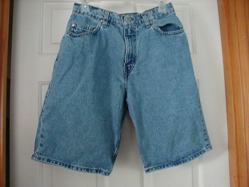 bf25ed17 LK 90's Men's Levi Silver Tab loose fit shorts 30 W | Etsy
