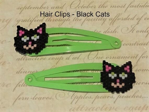 Pinces à cheveux avec des Motifs perlés - Barrette décoration accessoire - nouveauté diapositives - cheveux - cheveux bijoux - cadeau pour elle - différents modèles
