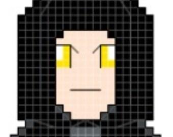Star Wars Emperor Palpatine Cross Stitch Pattern **DIGITAL** PATTERN ONLY