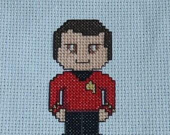 Scotty Cross Stitch Pattern **DIGITAL**