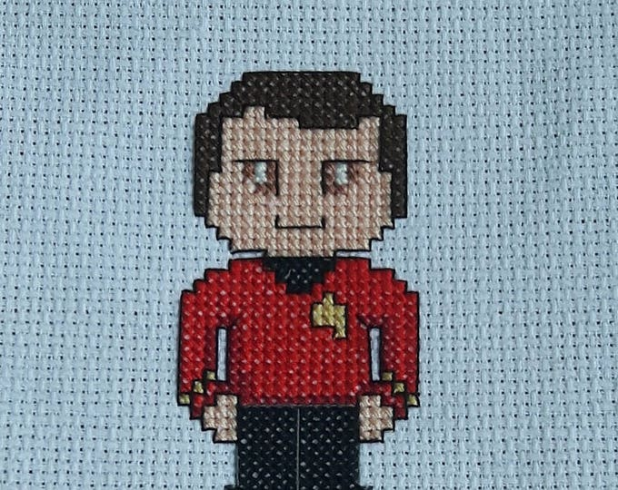 Star Trek Patterns/Kits