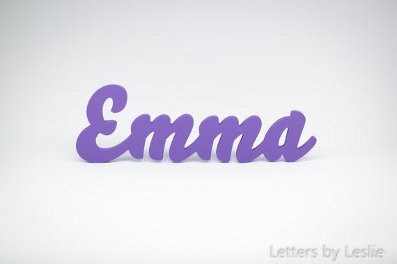 Custom Wood Sign, Nursery Decor, Wood Letters, Nursery Name Sign, Wood Sign, Kids Room Decor, Baby Name Sign, Nursery Letters, Wall Letters