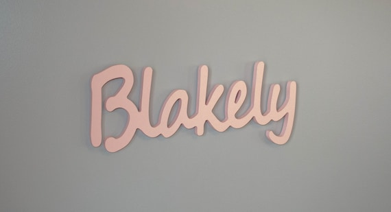 Nursery Decor, Nursery Letters, Nursery Decor, Nursery Wall Art, Lettering, Wood Letters, Nursery Name, Baby Name Sign, Wood Name, Wood Sig