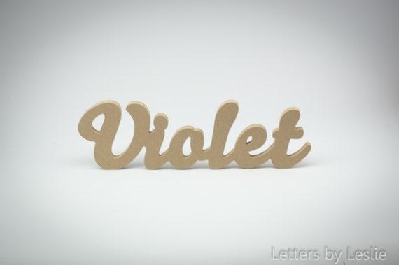 Name Sign, Nurseyr Decor, Nursery Name Sign, Wooden Letters, Wall Decor, Wood Letters, Baby Name Sign, Wall Letters, Wood Letters