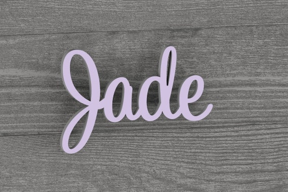 Personalized Wall Letters for Bedroom and Nursery.  Kids and Baby Name Signs.  Baby Shower Gift.