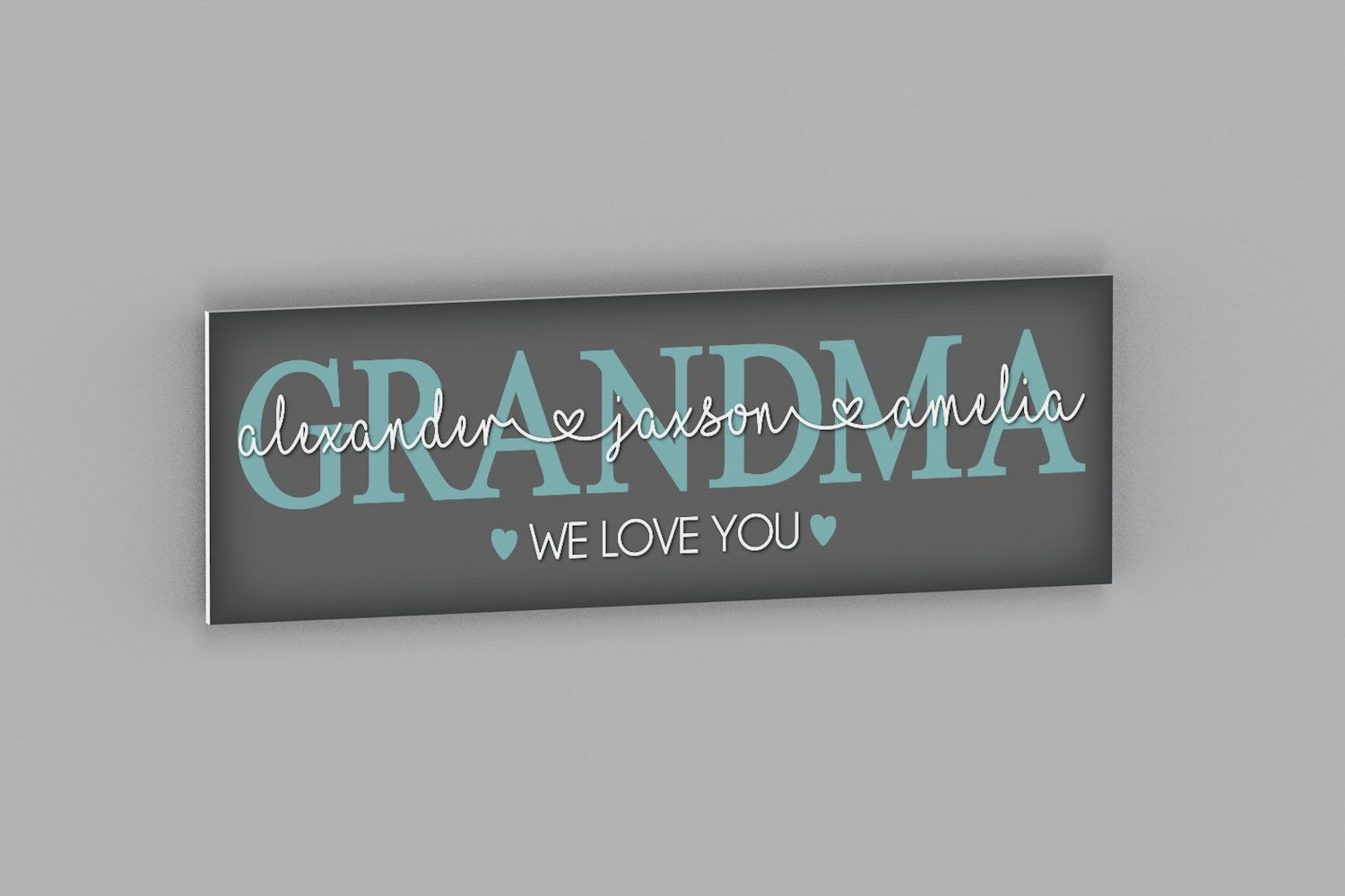 Personalized Mother S Day Gift Grandma Gift From Kids Mothers