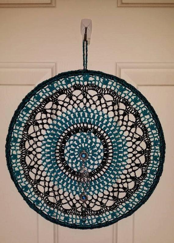 Crochet Dream Catcher Pattern Etsy Stunning Dream Catcher Design Patterns