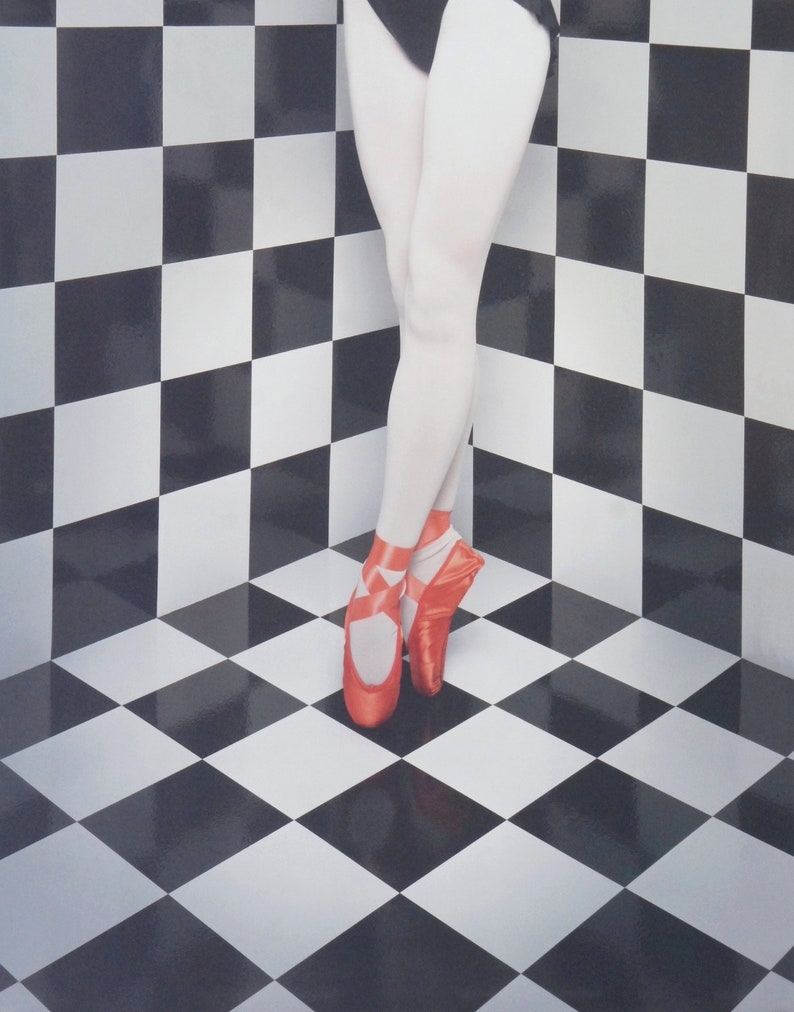 ART GRAFTS  'Square Dance'  Limited Edition Fine Art image 0
