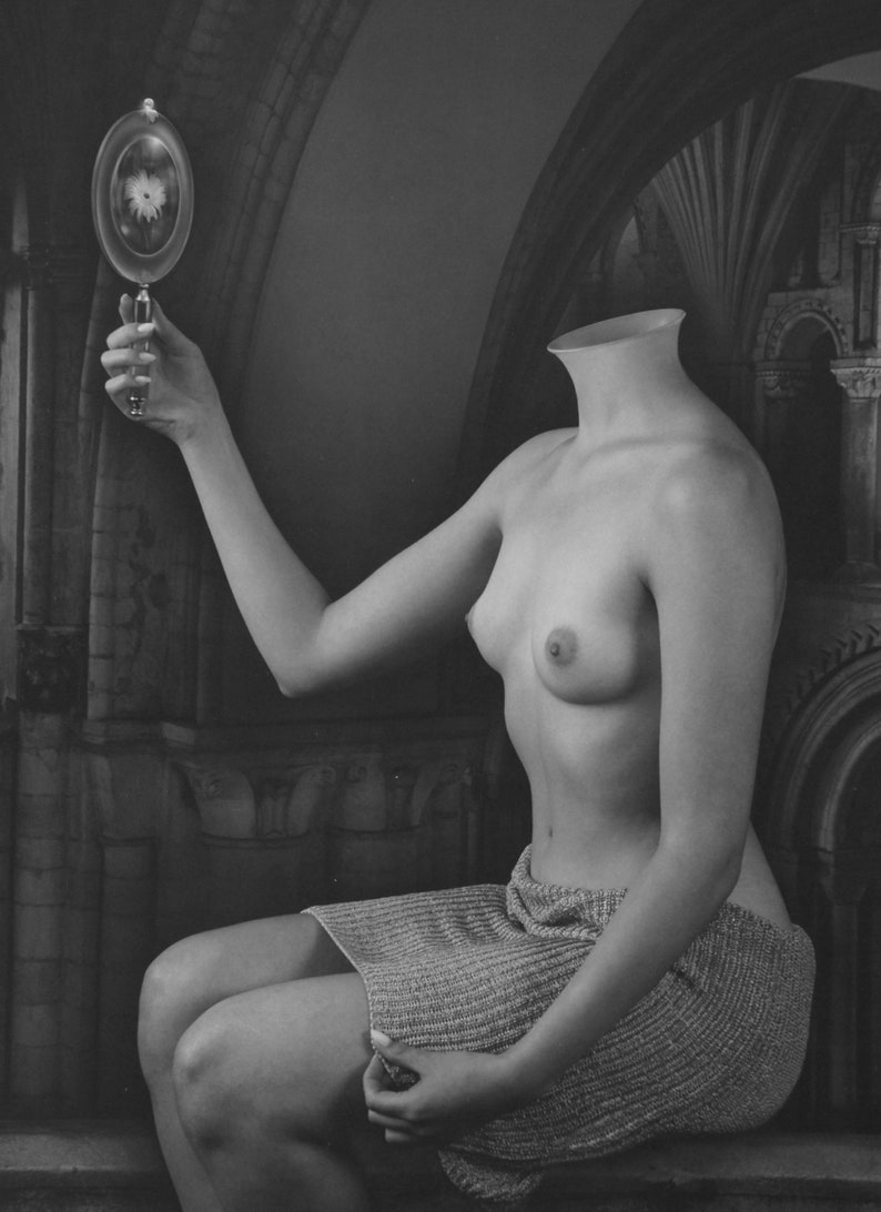 DOMINIC ROUSE  'The Less Deceived'  Black and White image 0