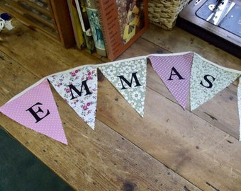Personalised Hen Party Bunting!