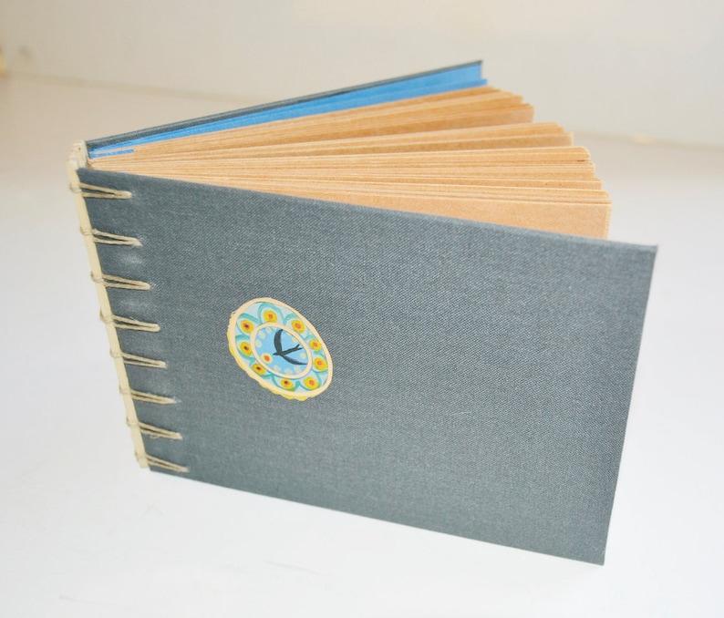 Blank book. Binding hand.gift for teacher image 0